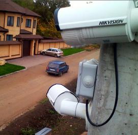 Монтаж систем видеонаблюдения HIKVISION в Ташкенте 3