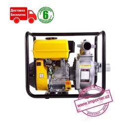 Мощная бензиновая мотопомпа (водяная помпа, насос) MOWOX WP 20 USA