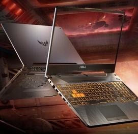 Мощный игровой ноутбук ASUS TUF Gaming A15 Gaming !