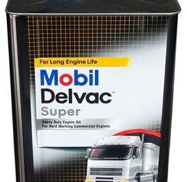 Моторное масло Mobil Delvac Super 20W-50,API CF / CF-4 / SF / SG
