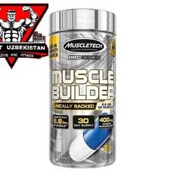 Muscle Builder от Muscle Tech 30 кап Строитель мышц
