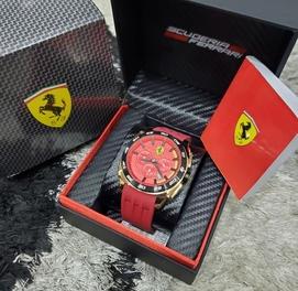 Мужские часы Ferrari limited edition премиум класса