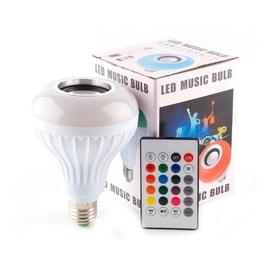 Музыкальная лампа bluetooth динамик
