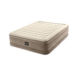 Надувная кровать двуспальная 152х203х46 см со встроенным электрическим