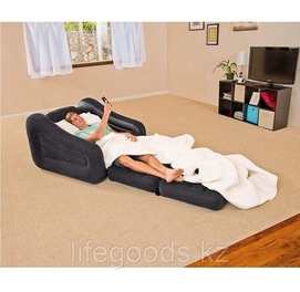 Надувное кресло-трансформер, Intex 68565