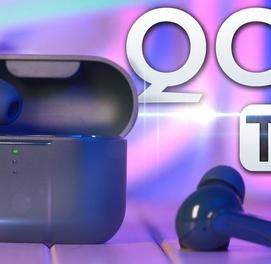 Наушники QCY T10 TWS Bluetooth Earbuds Black Доставка есть