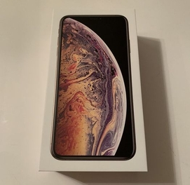 New! IPhone XS MAX/256GB Gold