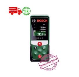 New! Лазерный дальномер (метр) Bosch PLR 30 C