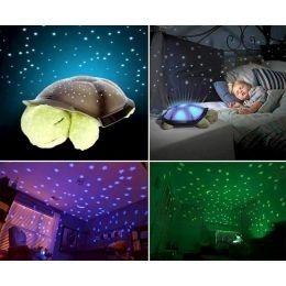 Ночник черепаха проектор звездного неба
