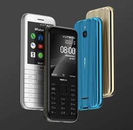Nokia 8000 4G yengi model 2020 (доставка по городу)