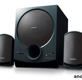 Новая акустическая система Sony SA-D20. Гарантия — 1 месяц