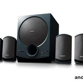Новая акустическая система Sony SA-D40. Гарантия — 1 месяц