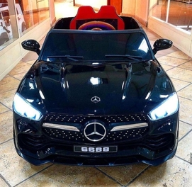 Новая Детская машина Mersedes Benz 6688 4x4