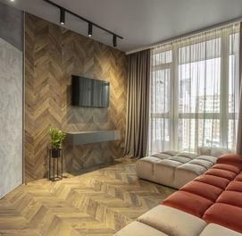 Новомосковская 3х комнатная Роскошная квартира с Евро ремонтом