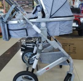 Новые детские коляски трансформер