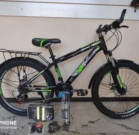 Новый 24 размер велосипед ДАСТАФКА БЕСПЛАТНО