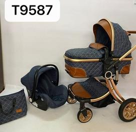 Новый детский коляска 2в1 ДОСТАВКА БЕСПЛАТНО