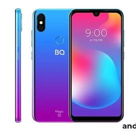 Новый смартфон BQ 5730L Magic C. Гарантия — 1 год