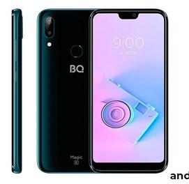Новый смартфон BQ 5731L Magic S. Гарантия — 1 год