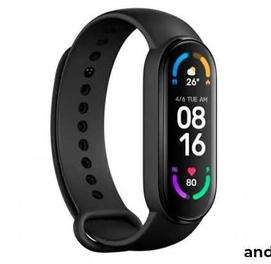 Новый умный браслет Xiaomi Mi Smart Band 6 Global – Гарантия 200 дней