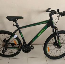 Новый велосипед XDS 700 GIDRAVLIKA 26 размер ДАСТАФКА БЕСПЛАТНО