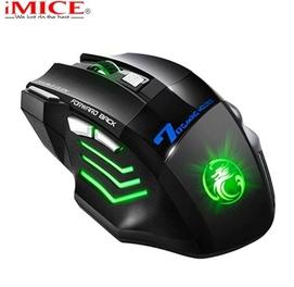 O'yin mishka x7 RGB 3200Dpi 7ta knopka - Игровая мышка х7