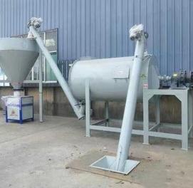 Оборудования для производство шпаклевки (сухие строительные смеси)