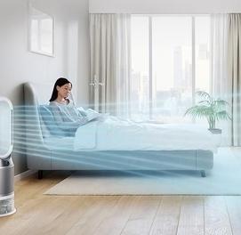 Очиститель/увлажнитель воздуха Dyson Pure Humidify+Cool (PH01)