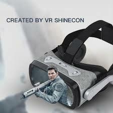 Очки виртуальной реальности Shinecon G07E, Доставка есть