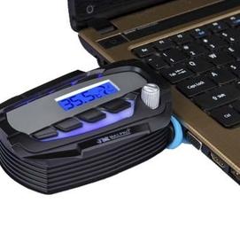 Охлаждающий мобильный кулер для ноутбука V28
