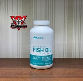 ON Fish Oil Рыбий жир от ON Optimum Nutrition