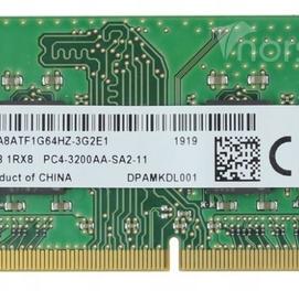Оперативная память для ноутбука Micron 4Gb 3200MHz