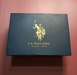 Оригинальные Кросовки из Сша U.S. Polo Assn 42 размер