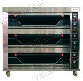 Печь (электрическая - 9 подносов) | Elektr Pech 9 listli
