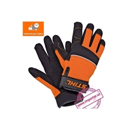 Перчатки Stihl Dynamic Vent L10 (бензопила)