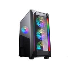 Персональный Компьютер для игр и видеомонтажа i5-10400/16Gb/1650 GDDR6