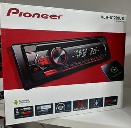 Pioneer 1250 магнитола. Ustanovkayam bor