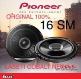 Pioneer 280w kalonka 16 sm razmer orginal laseti cobalt nexia3 va..