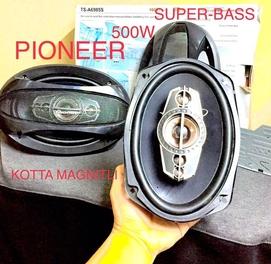 Pioneer 500w kalonka kotta magnitli cheti rezinkali pishalkasi ishlidi