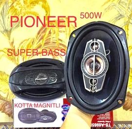 Pioneer 500w kalonka mafon tanlamid kota maginit cheti rezinkali yengi
