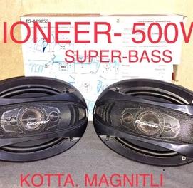 Pioneer 500w kotta magnitli cheti rezinkali yengi