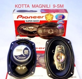Pioneer kalonka luboy mafon ga kotta maginitlin cheti rezinkali yengi