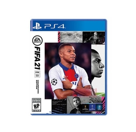 PlayStation 4 FIFA 21 new