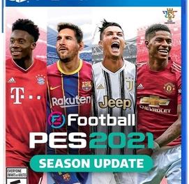 PlayStation 4 Pes 2021 new