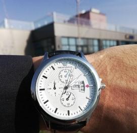 Подарок! Мужские Наручные часы класса люкс ААА