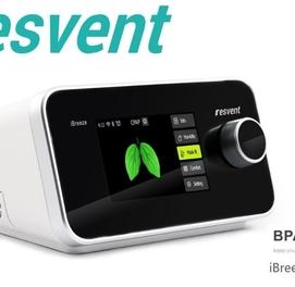 Портативный аппарат ИВЛ iBreeze BiPAP+CPAP 30STA