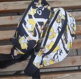 Поясные сумки - бананки