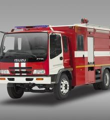 Пожарная машина Исузу