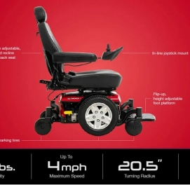Продается электрическая инвалидная коляска