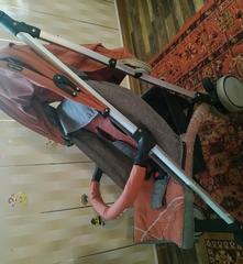 продается коляска покупали в Польше оригинал почти не пользовались